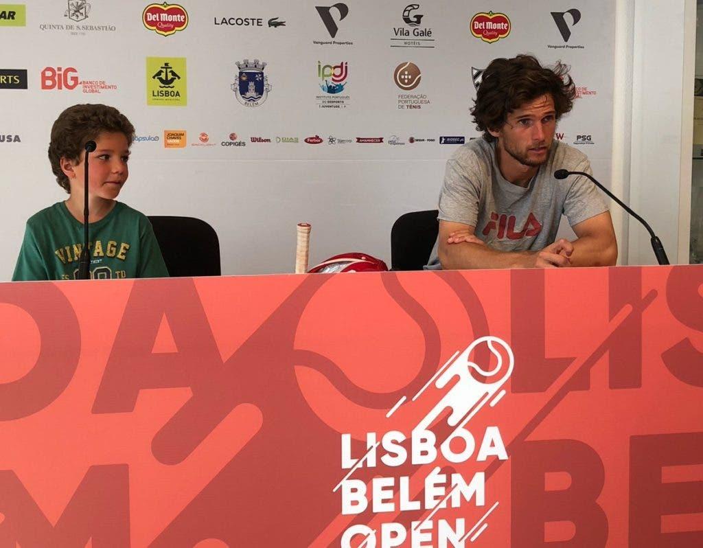 Pedro Sousa: «Tenho de jogar melhor se quiser ganhar o torneio»