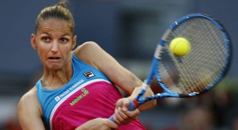 Árbitro do encontro de Pliskova em Roma está suspensa de Roland Garros e Wimbledon