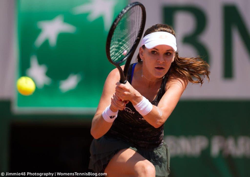 Radwanska e Puig desfalcam Roland Garros devido a lesão