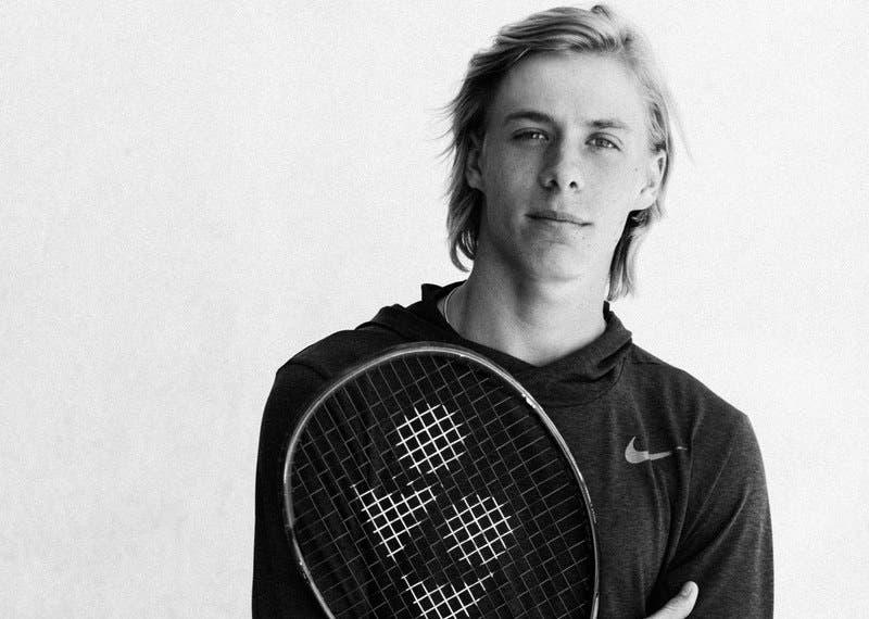 Shapovalov: «Sou tímido mas no court sinto-me um animal diferente, um entertainer»