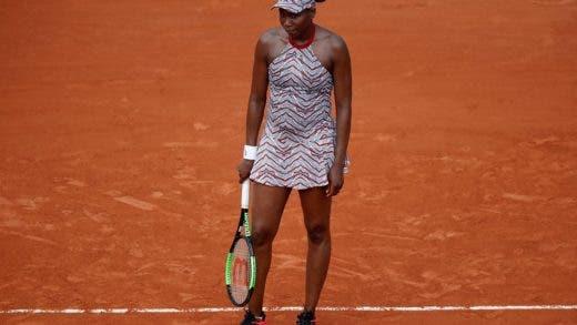 Venus questionada sobre problemas físicos: «Estás preocupado? Tão querido. Obrigada!»