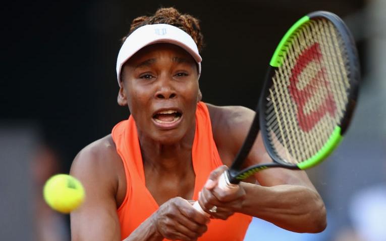 Venus Williams é desistência de última hora para Cincinnati