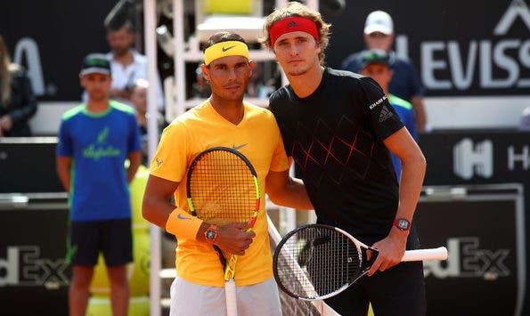 Zverev: «Os fãs do Federer e Nadal vão apaixonar-se pela nova geração»