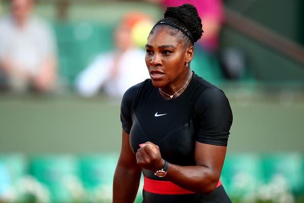 Serena Williams já fez um primeiro exame: «As notícias são muito entusiasmantes»