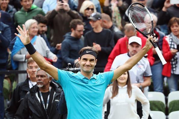 Lüthi: «Fascina-me ver o Roger motivado para competir depois de jogar mais de 1000 encontros»