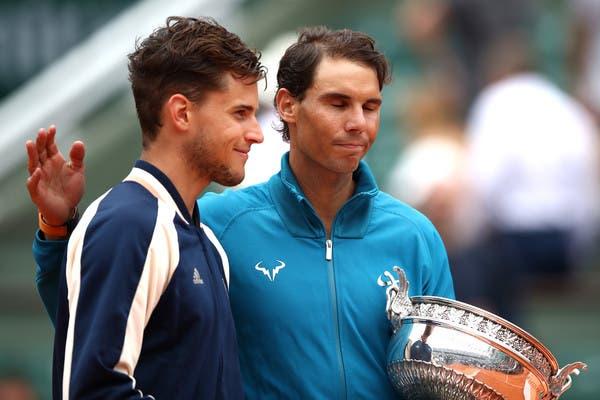Nadal para Thiem: «Tenho a certeza de que um dia vais ganhar Roland Garros»