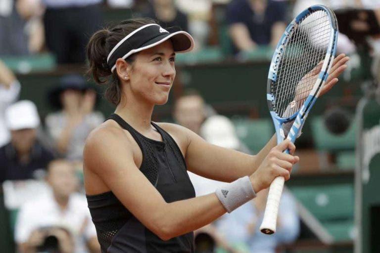 Muguruza: «Para mim, Serena é a melhor tenista da história»