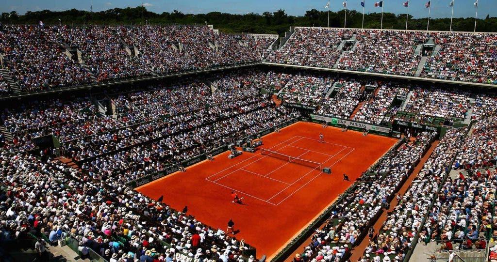 Sorteio de Roland Garros é hoje e tem transmissão televisiva