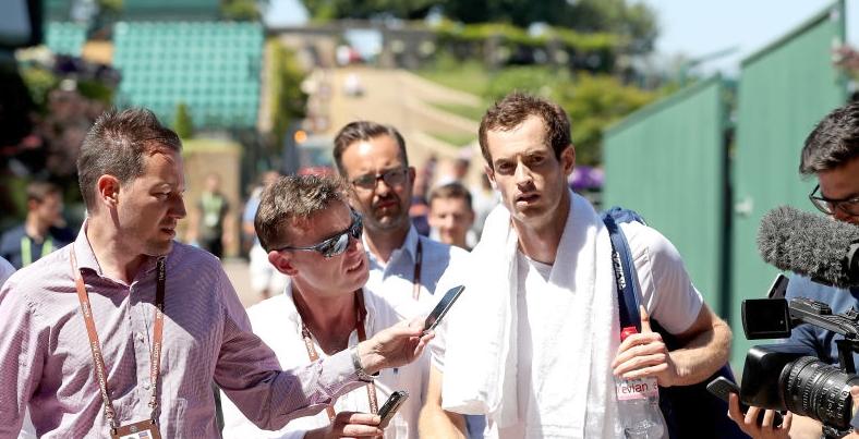 Será que Andy Murray joga Wimbledon?: «Ainda vou ver, mas em princípio sim…»