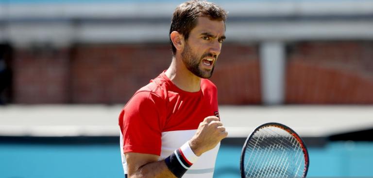 Cilic: «O Federer, Nadal e Djokovic fazem-me ser um melhor jogador»