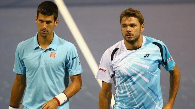 Wawrinka: «Vai ser muito difícil alguém ganhar a Djokovic em Wimbledon»