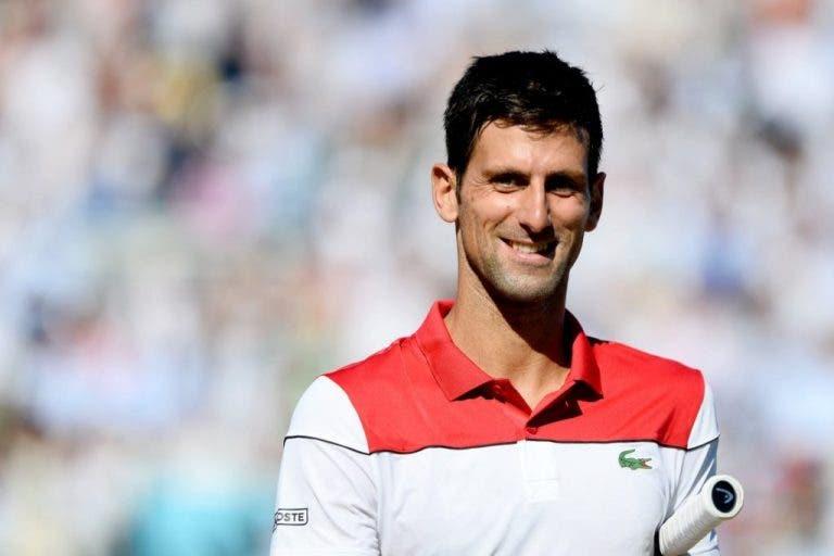 Djokovic acredita na conquista de mais um título na Austrália
