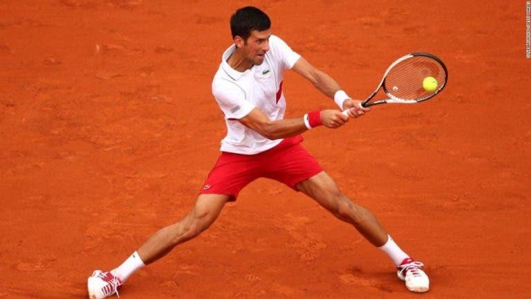Djokovic revela qual será o seu maior desafio em 2019