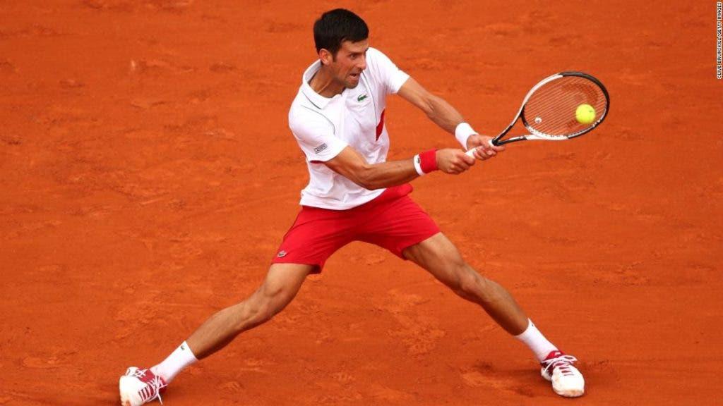 Porque é que Djokovic se veste da cor do court? – Não diga que ainda não tinha reparado