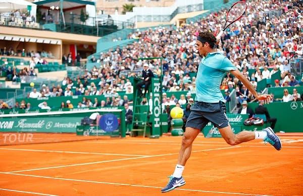 Forget: «Federer é um dos três melhores jogadores do Mundo… em terra batida»
