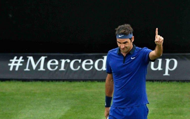 Estugarda revela como pagou o milionário cachet de Roger Federer