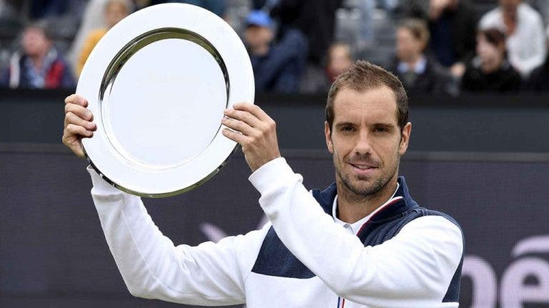 Gasquet: «Quando soube que o Federer ia a Estugarda optei por ir a outro torneio»