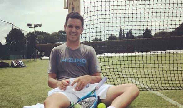 Gonçalo Oliveira estreia-se em Wimbledon com derrota na primeira ronda da qualificação