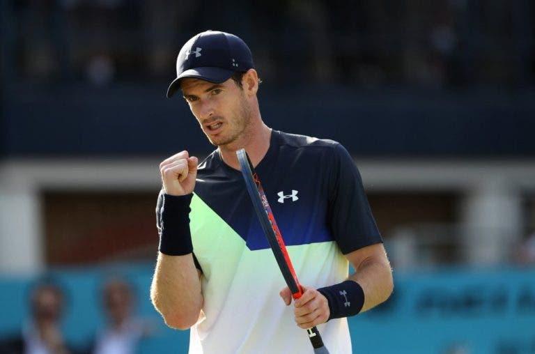 Murray e o triunfo sobre Wawrinka: «É um jogador duro e difícil de enfrentar. Estou muito feliz»