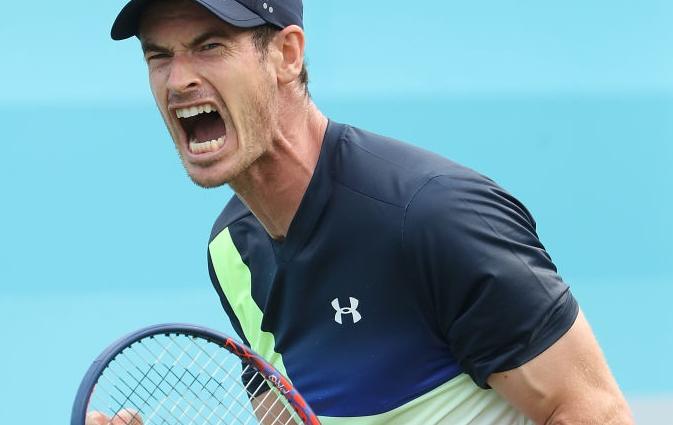 Andy Murray vai jogar mais um torneio para decidir se vai a Wimbledon