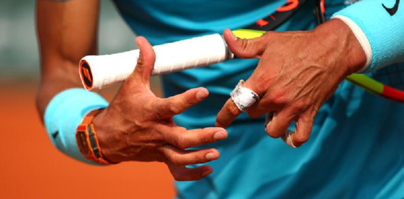 Courier diz que Nadal violou as regras na final de Roland Garros