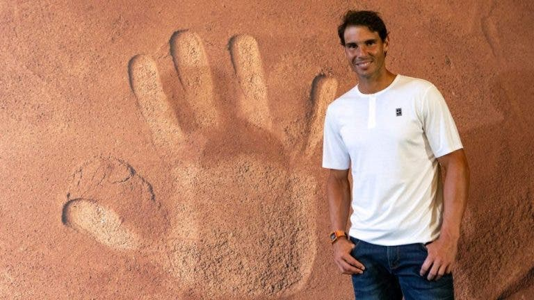 Nadal aponta o nome de dois jogadores que vão ganhar Roland Garros um dia