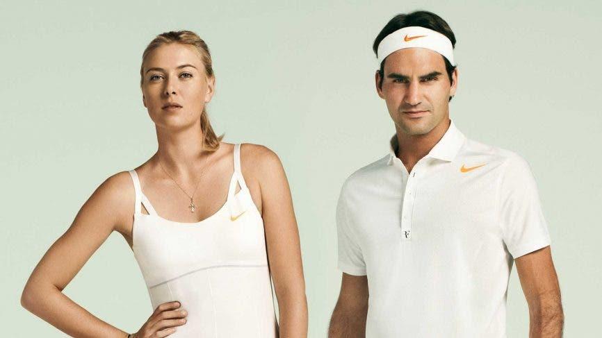 Sharapova adora Federer e explica porquê