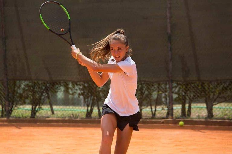 Rita Pinto fica pela primeira ronda no Porto Open