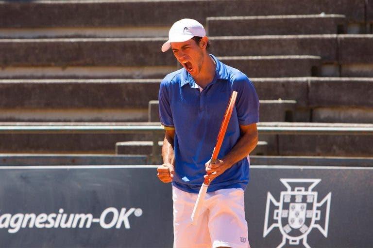 Cinco torneios, cinco meias-finais Future para Nuno Borges no verão português