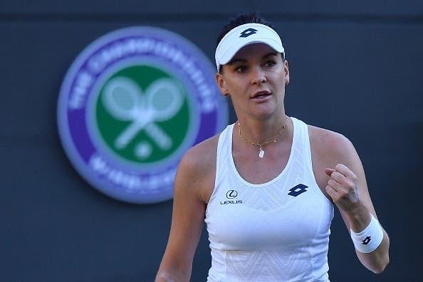 Radwanska salva seis (!) match points e avança em Wimbledon