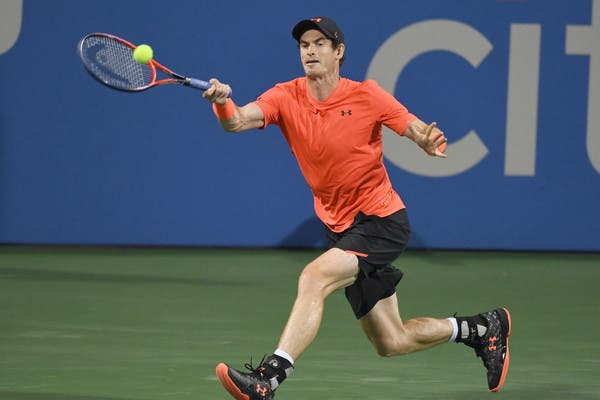 Fisioterapeuta acredita que Murray pode vencer Grand Slams