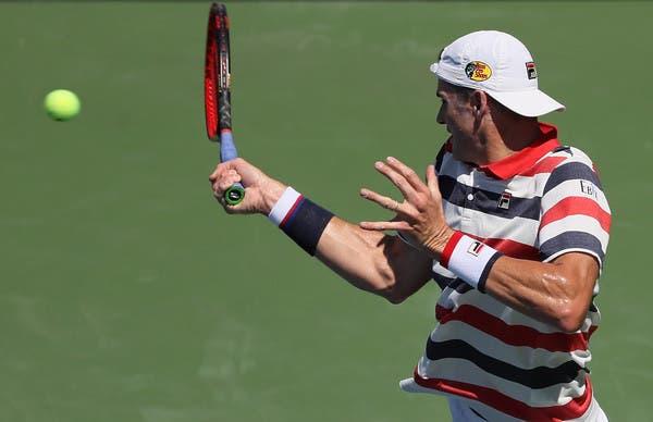Em grande! Isner triunfa e conquista pela quinta vez na carreira o título em Atlanta