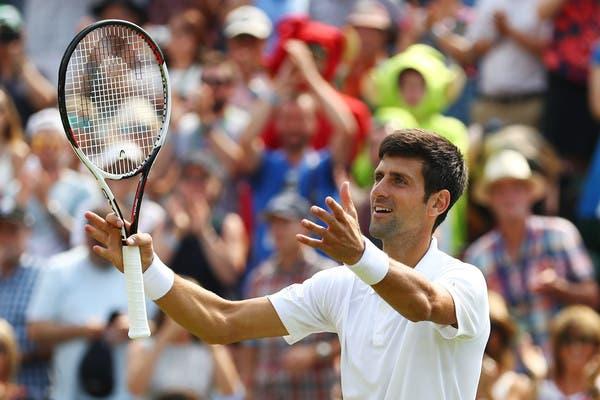 Djokovic sobre ter jogado no Court 2: «Não me chateou nada. Até desfrutei do momento»