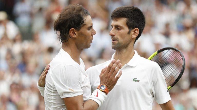 Becker: «A vitória contra o Nadal foi o momento chave para o Djokovic»