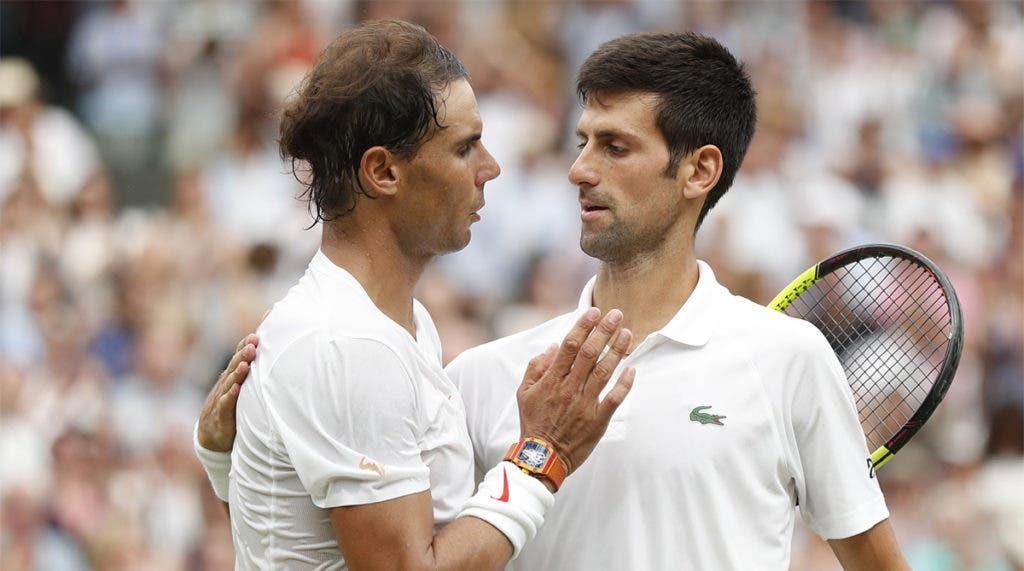 Kuerten: «Federer e Nadal precisam de encontrar soluções para derrotar o Djokovic»