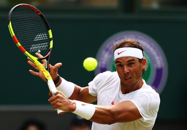 Rafael Nadal arrisca multa volumosa em Wimbledon