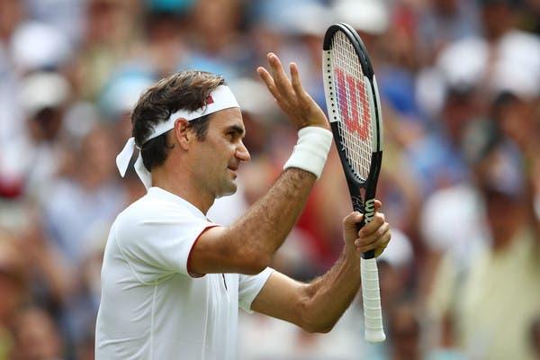 Federer quer voltar a vencer Wimbledon: «Quero sentir aqueles arrepios no momento do match point»
