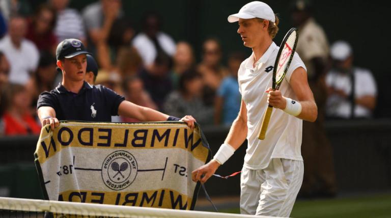 Anderson não tem dúvidas: «O meu objetivo é qualificar-me para as ATP Finals»