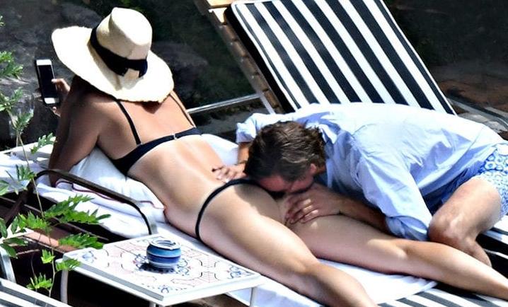 [FOTOS] Sharapova foi de férias e as fotos tornaram-se rapidamente… virais