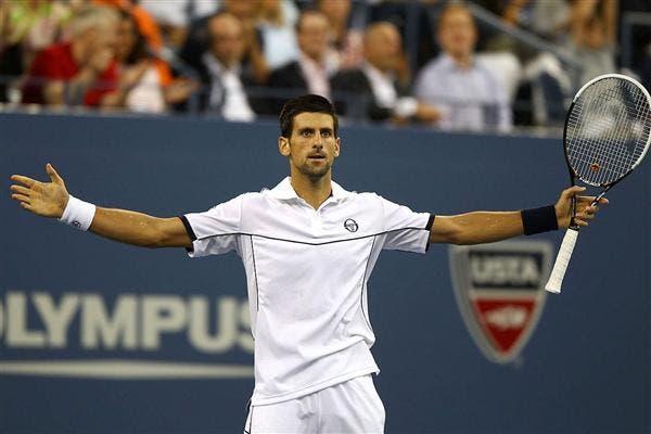 Djokovic e o melhor momento no US Open: «As meias-finais contra o Federer em 2011»