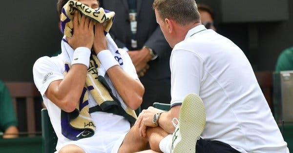 Djokovic confirma: está tudo bem com o seu joelho