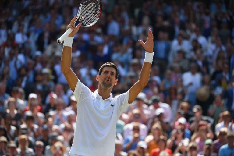 Djokovic: «É uma grande conquista para mim depois do que passei»