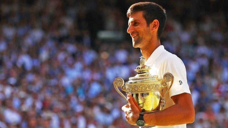 Agassi: «O Djokovic começar a vencer outra vez são más notícias para todos os adversários»