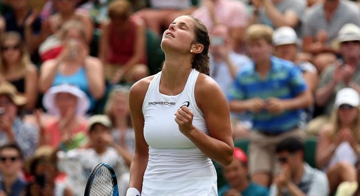 Kerber e Goerges colocam a Alemanha (a dobrar) nos quartos-de-final de Wimbledon