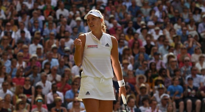 NOVA CAMPEÃ. Kerber bate Serena e conquista primeiro título de Wimbledon
