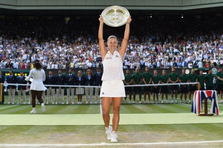 Wimbledon. Final feminina teve melhor audiência televisiva do que a masculina