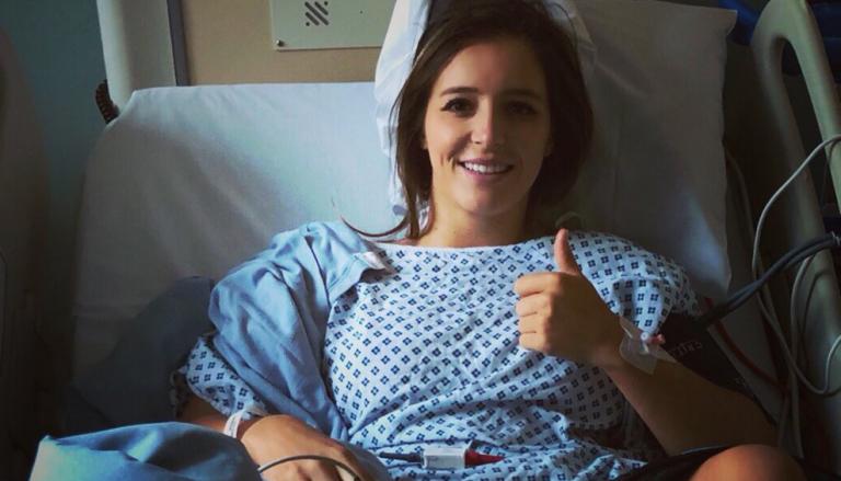 Longe de Wimbledon, Laura Robson foi operada à anca para salvar a carreira