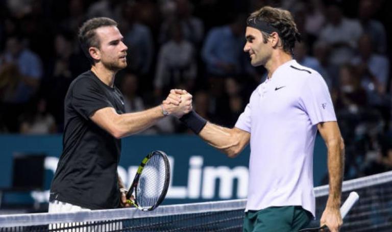 Mannarino: «O Federer é o Picasso mas eu sou um artista»