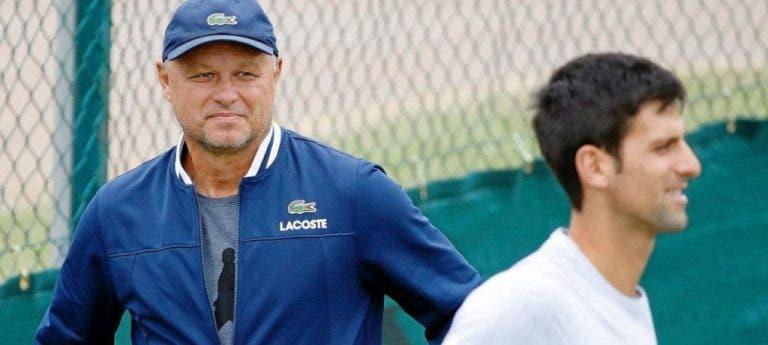 Vajda: «Vencer Wimbledon é a maior surpresa de todos os anos como seu treinador»