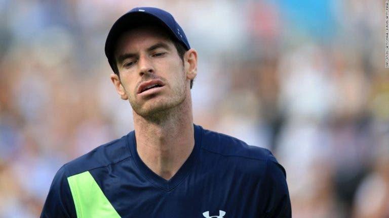 Andy Murray volta a perder com Verdasco e continua fora do top 200
